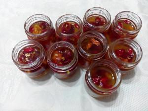 peperoncini con olio
