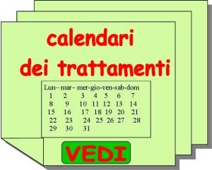 calendario dei trattamenti del pomodoro